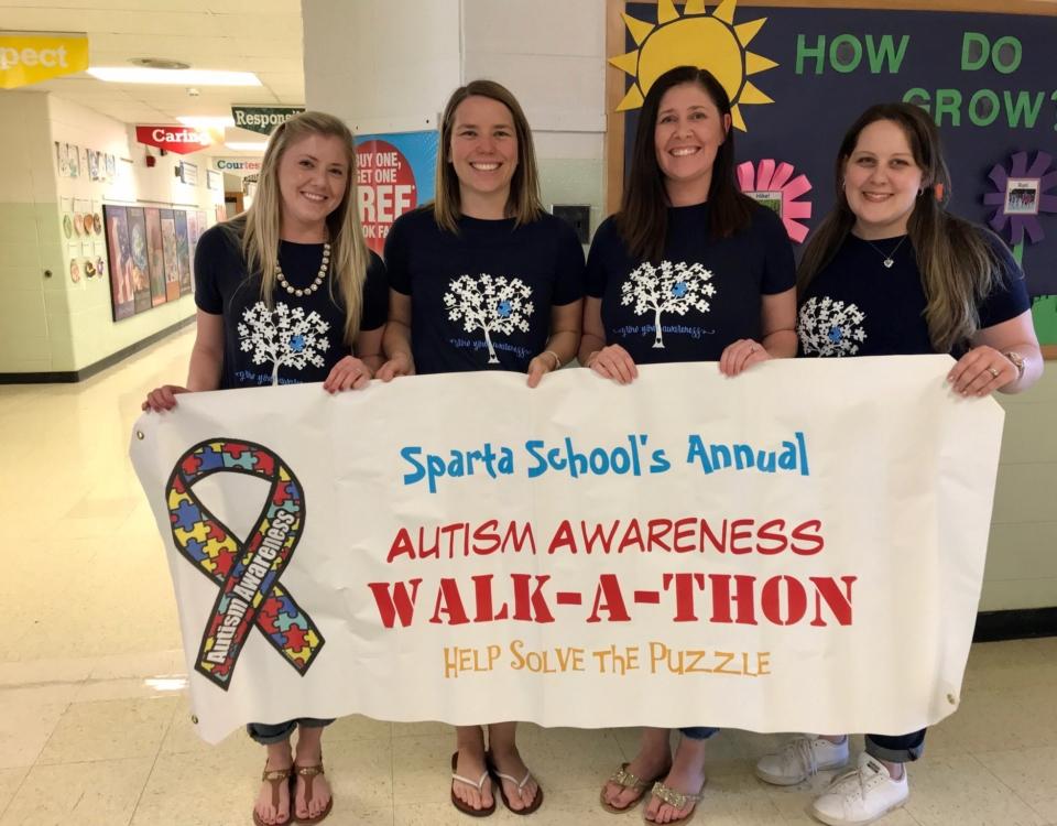 Fundraiser for Autism Awareness