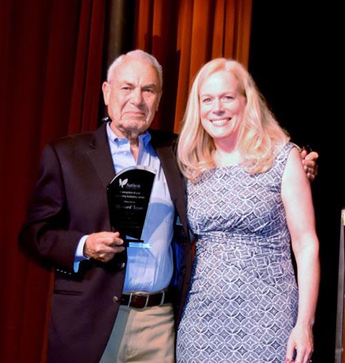 Howard Lazan and Suzanne Buchanan