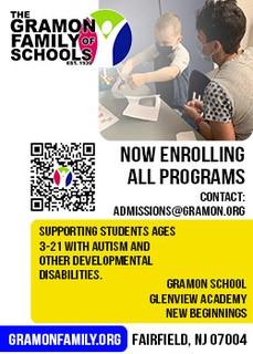 Gramon Family of Schools web display ad