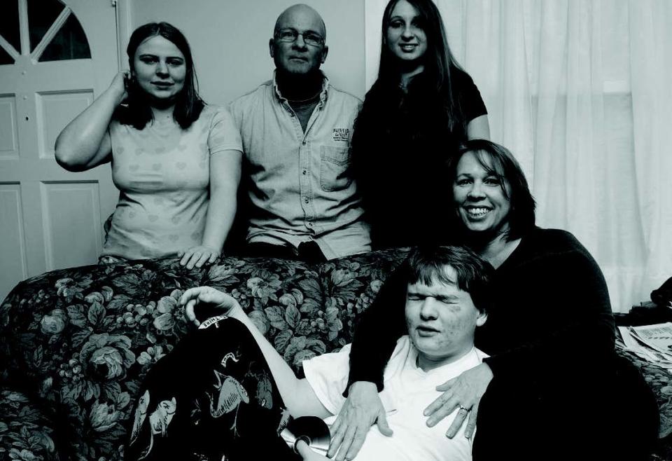 Bobbi and Family