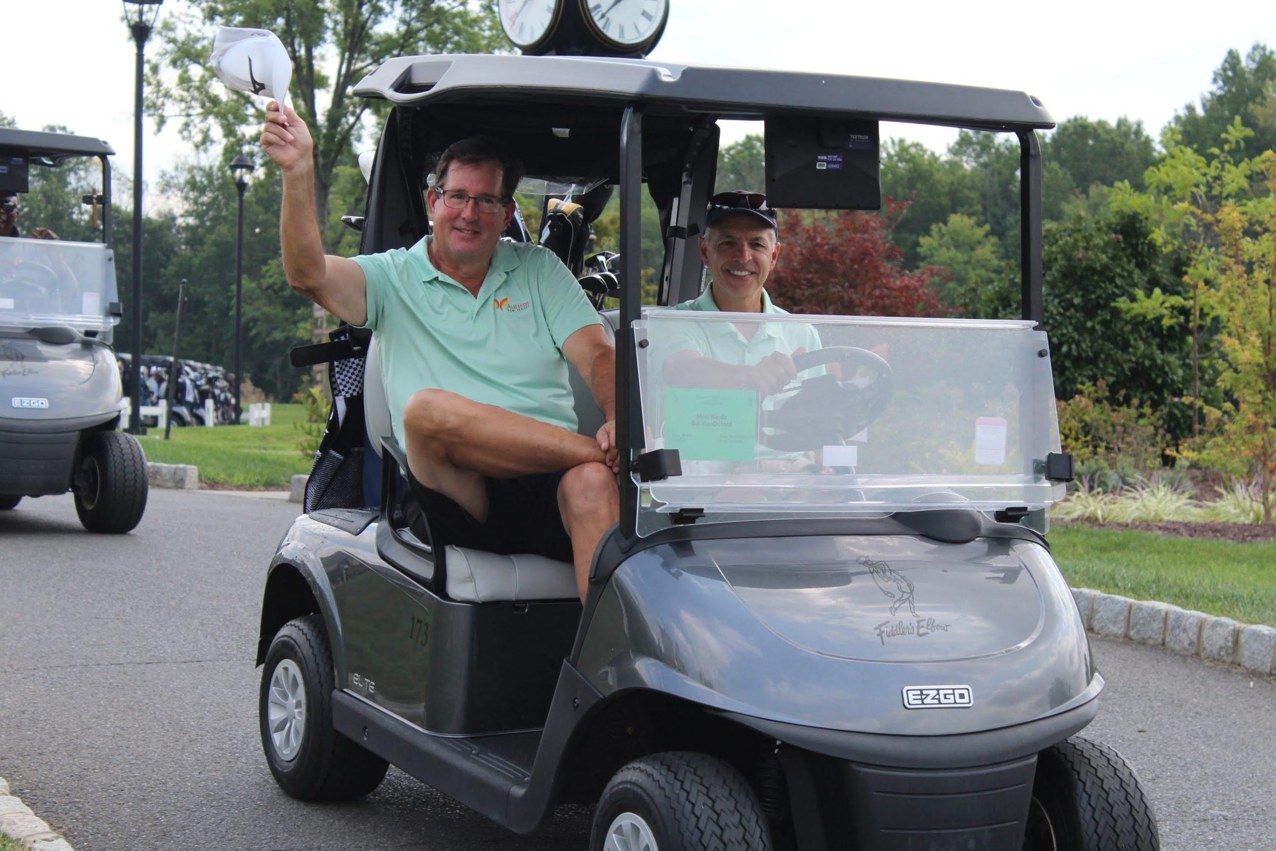 Golf 2021 Cart