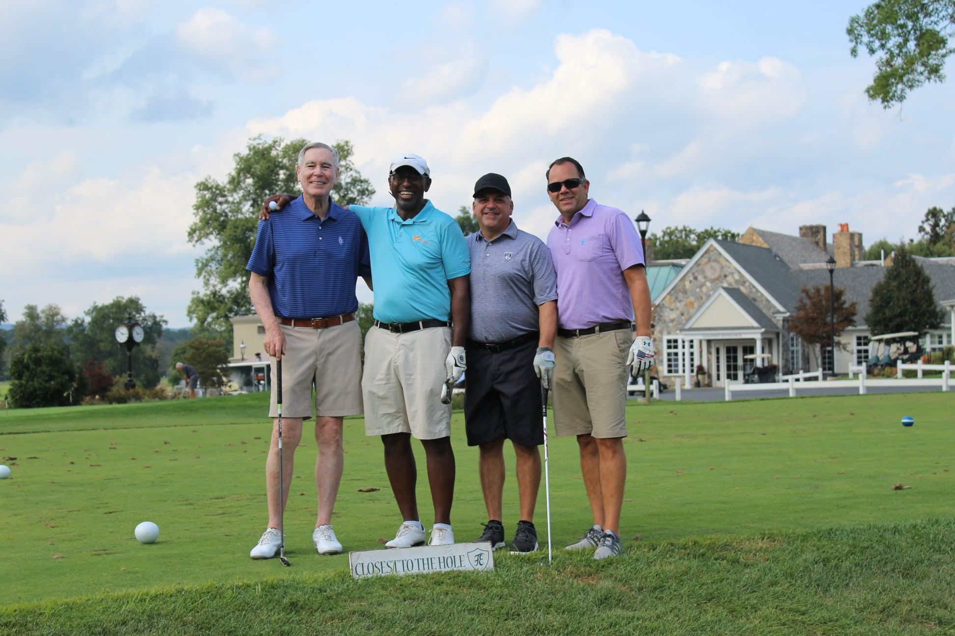Golf Tom Curtin Foursome